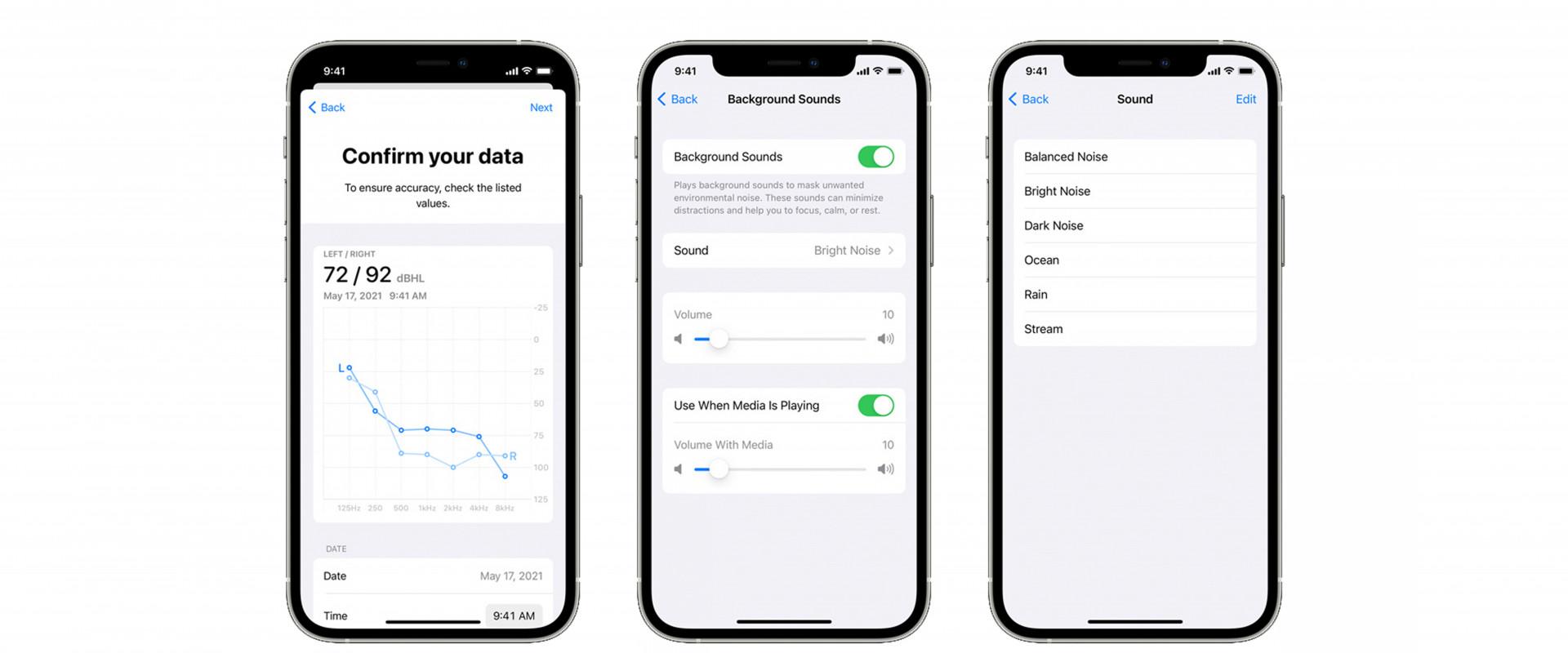 Apple brengt software-update voor slechthorenden uit