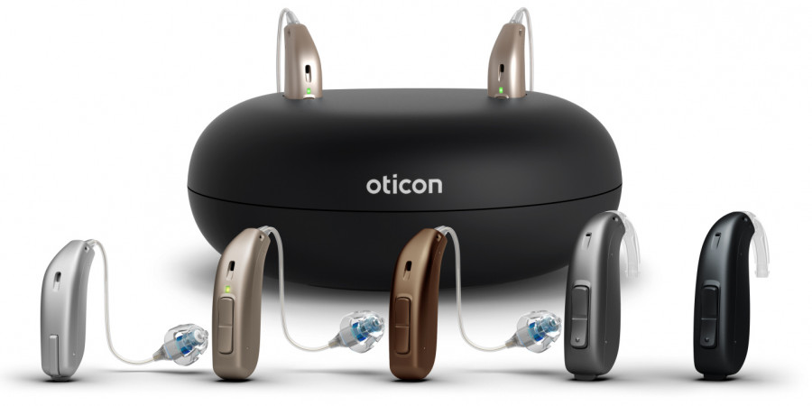 Oticon lanceert de Oticon Ruby en Oticon Geno